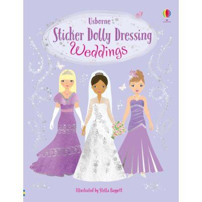 Sticker Dolly Dressing - Weddings