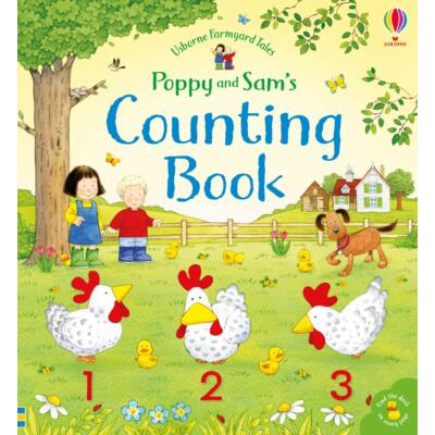 Poppy and Sam's Counting Book