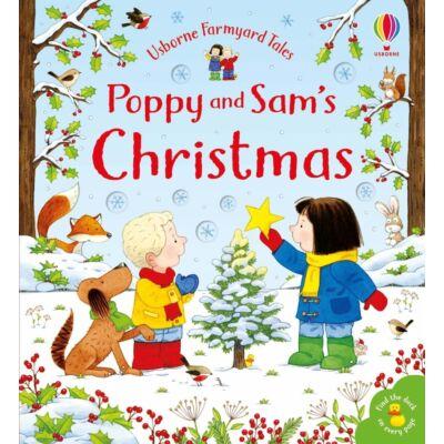 Poppy and Sam's Christmas (Farmyard Tales)