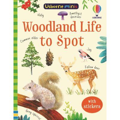 Woodland Life to Spot (Usborne Minis)