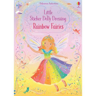 Little Sticker Dolly Dressing - Rainbow Fairy