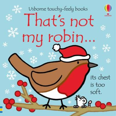 That's not my robin…