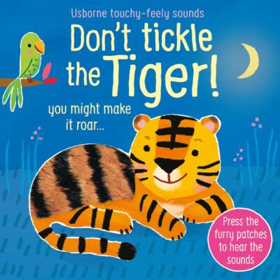 TOUCHY-FEELY SOUNDS: Don't Tickle The Tiger