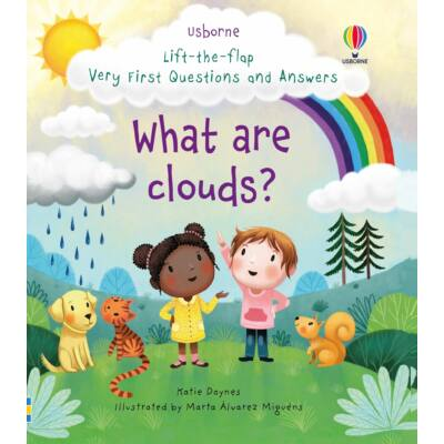 Lift-the-flap Very First Questions and Answers What are clouds?