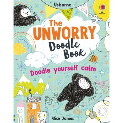 The Unworry Doodle Book