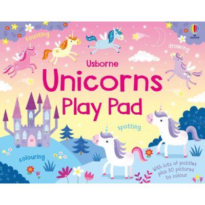Unicorns Play Pad