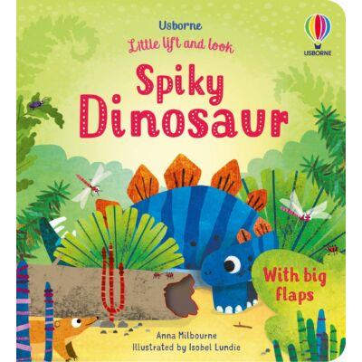 Little Lift and Look Spiky Dinosaur