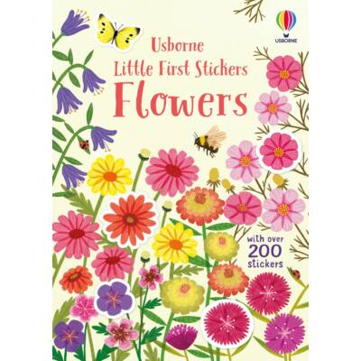 Little First Stickers Flowers