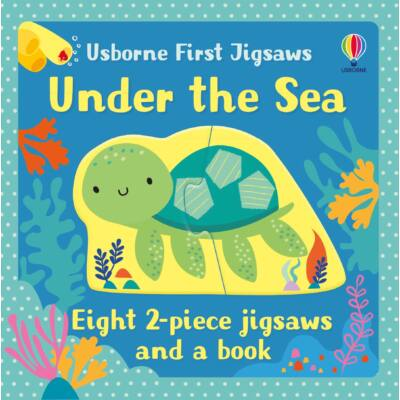 Usborne First Jigsaws: Under the Sea