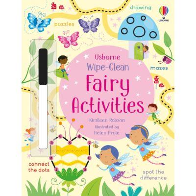 Wipe-Clean Fairy Activities