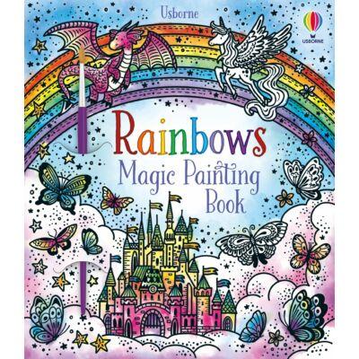 Rainbows Magic Painting