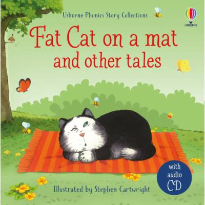 Fat cat on a mat and other tales with CD