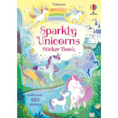 Sparkly Unicorns Sticker Book