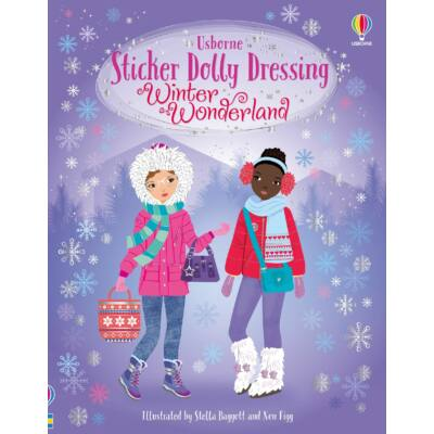 Sticker Dolly Dressing Winter Wonderland